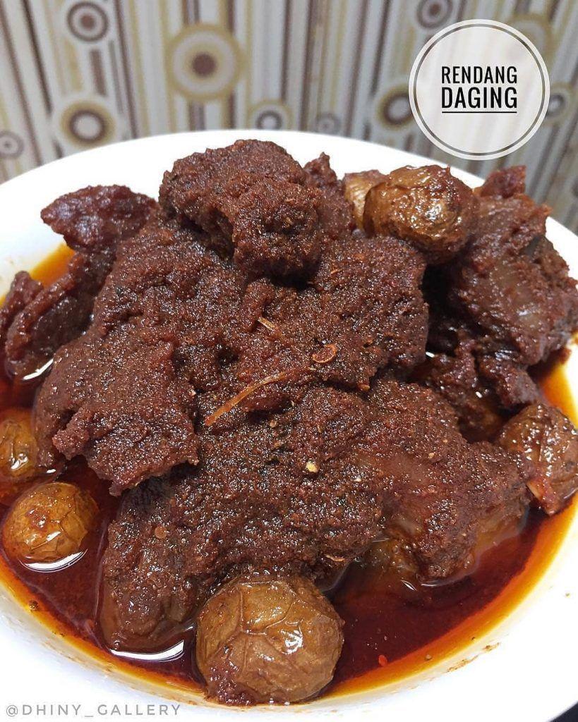 Resep Rendang Daging Sapi Oleh Hanhanny Resep Makan Malam Resep Daging Sapi