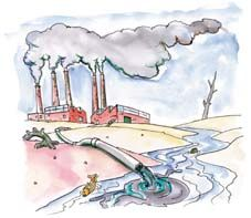 Contaminacion del suelo para ni os de primaria para - Suelos para ninos ...