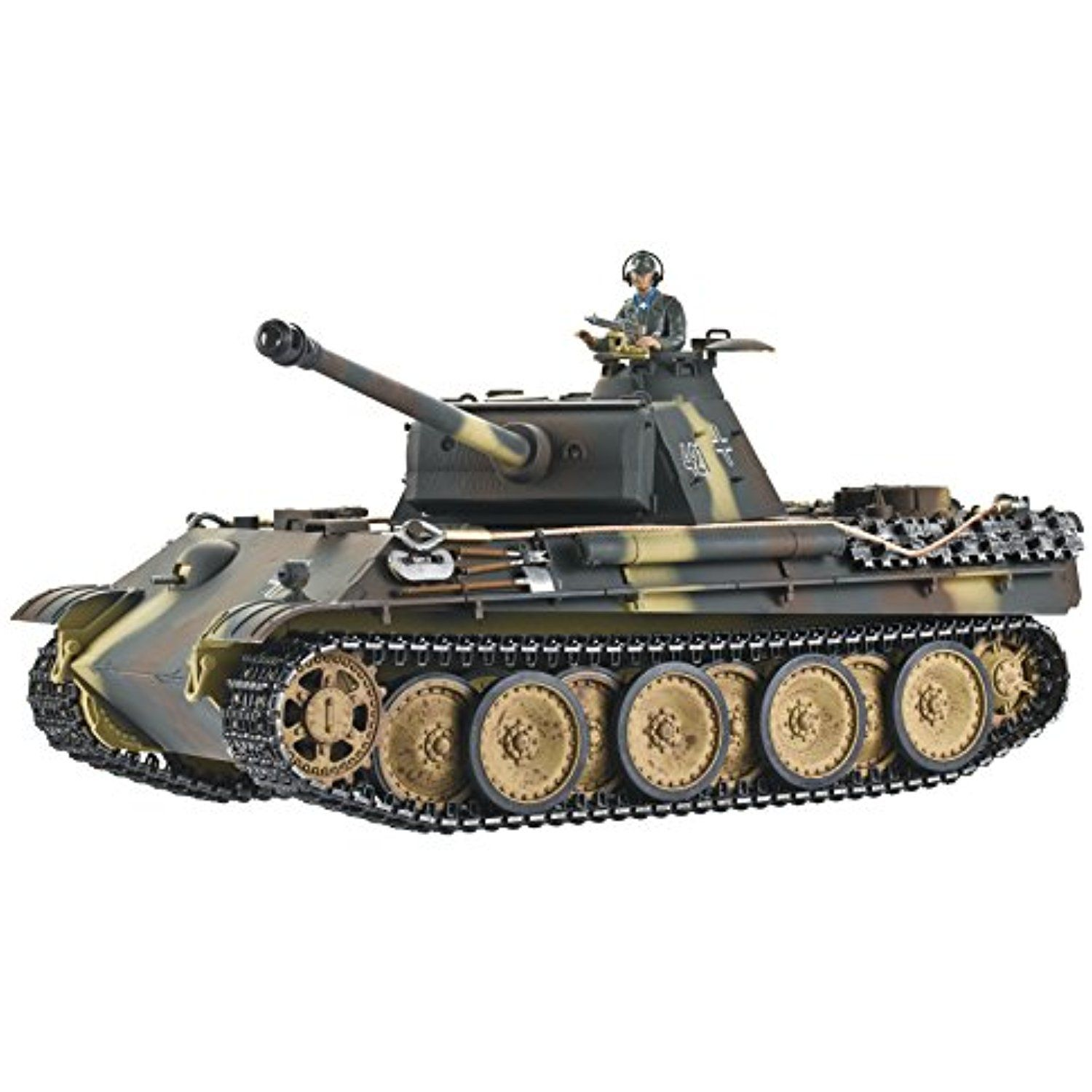 Taigen Tanks Panther Ausf G Metal Edition 2 4GHz 1/16th