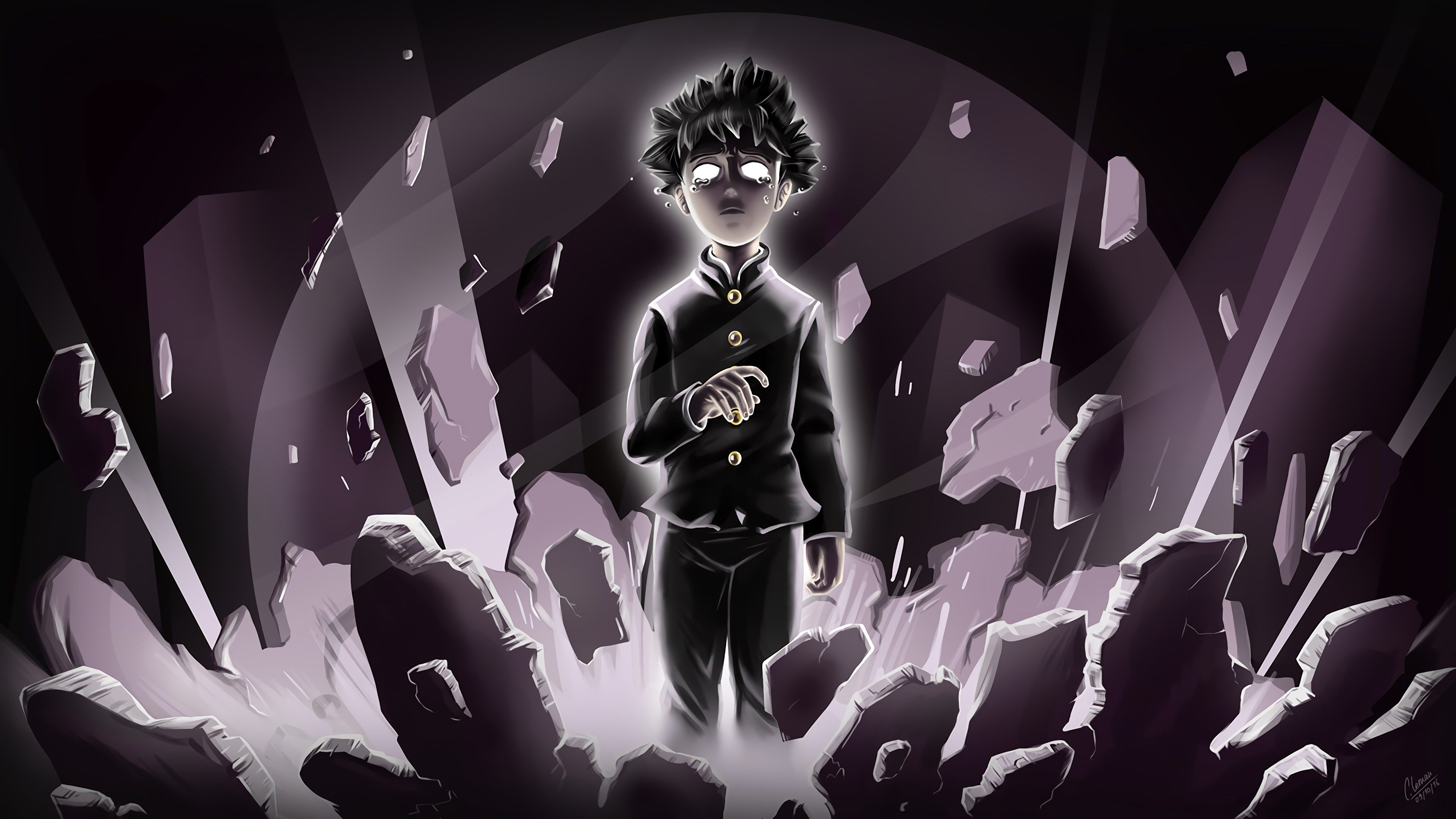Mob Psycho 100 Full Hd Wallpaper Photo Mob Psycho