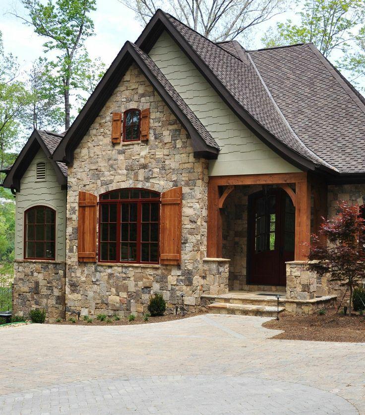 Brick Home Exterior Color Schemes: Exterior Color And Materials