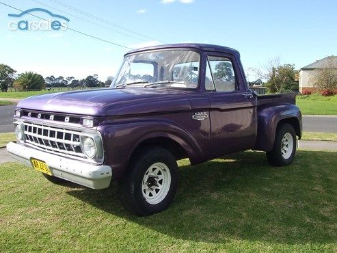 1979 Ford F100 4x4 Pick Up Ute Limited Import To Australia By