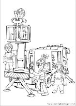 29 Printable Fireman Sam Colouring Pictures Colouring Book Pages Online Fireman Sam Coloring Pages Coloring Book Pages