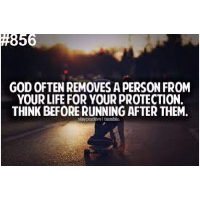 God removing people from your life Great quotes, Cool