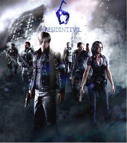 Leon Kennedy Photo Resident Evil 6 Leon Resident Evil Resident Evil Leon Resident Evil Video Game