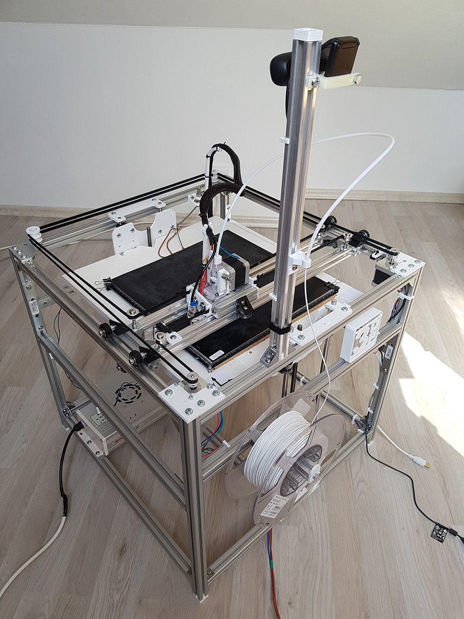 3DProto 3d drucker, 3d druck, Cnc