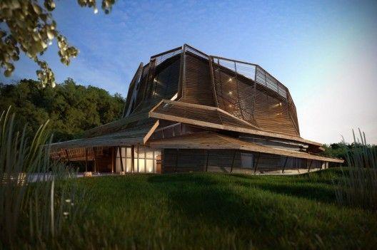 Centro de la Memoria Guayana / D3 Architectes