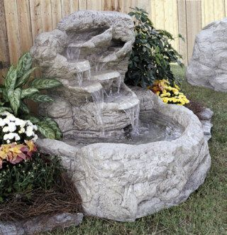 Home Waterfalls: Waterfall Creations, LLC - America's Premier Waterfalls  Manufacturer