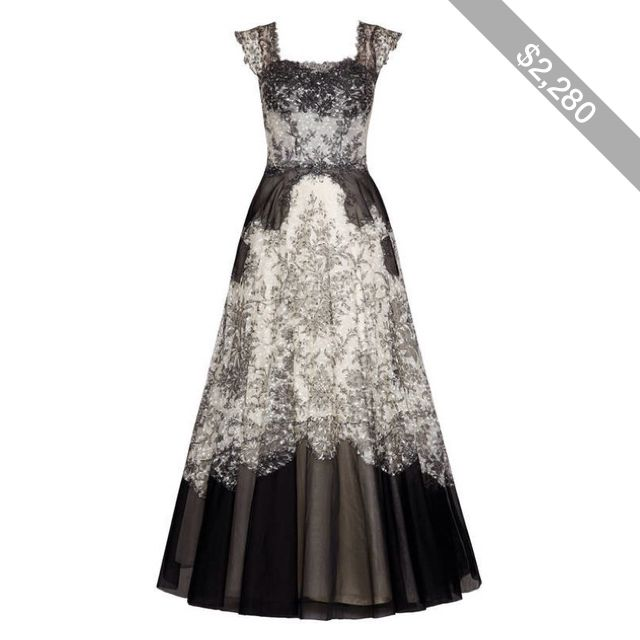 Pre-owned 1950s Bergoff Goodman Lace Ball Gown   Promm.   Pinterest ...