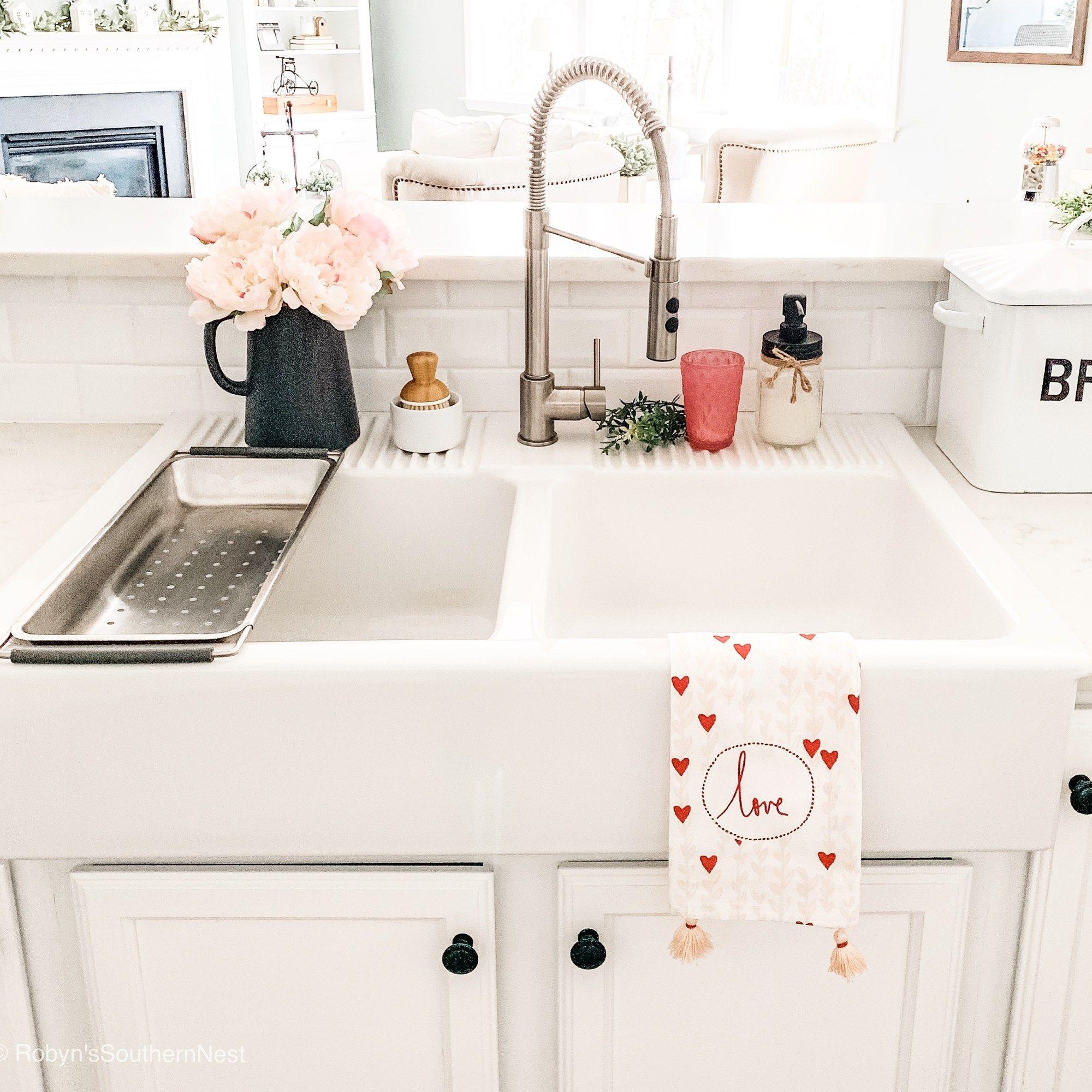 Styling Your Sink Diy kitchen renovation, Diy kitchen