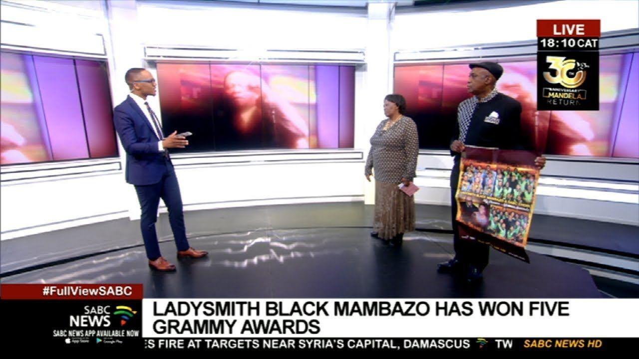 South Africa mourns Joseph Shabalala in 2020 Graceland
