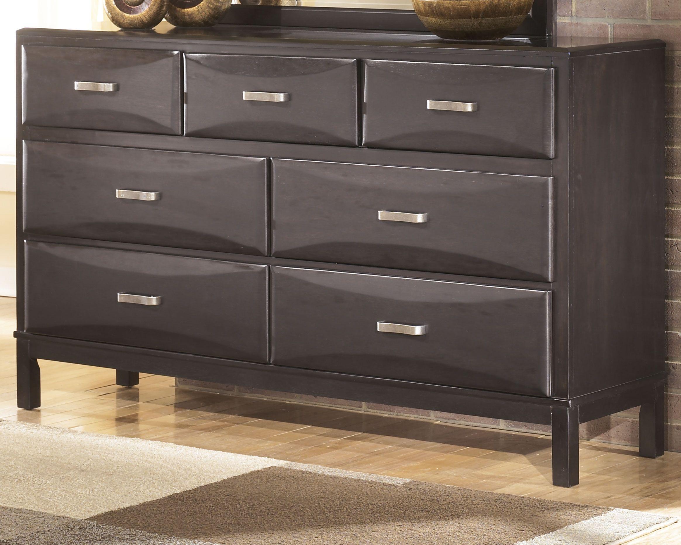 Kira Dresser Almost Black Products Furniture Dresser Bedroom