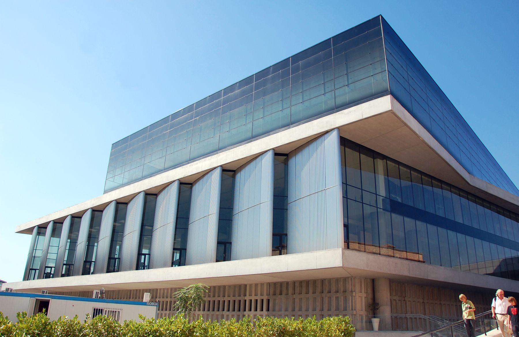 Modern Architecture Greece new acropolis museum, athens | modern architecture | pinterest