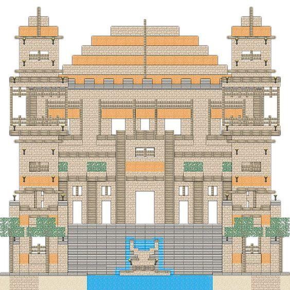 Minecraft House Blueprint Google Search Minecraft Pinterest