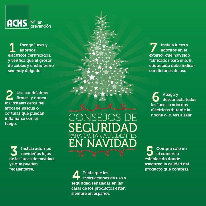 10ba7439dde Consejos de Seguridad para una Navidad Segura  prevencion  1enprevencion   navidad