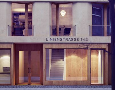 Exterior VisualizationComissioning during the end of 2012 to do renders that involved existing buildings to a certain degree.