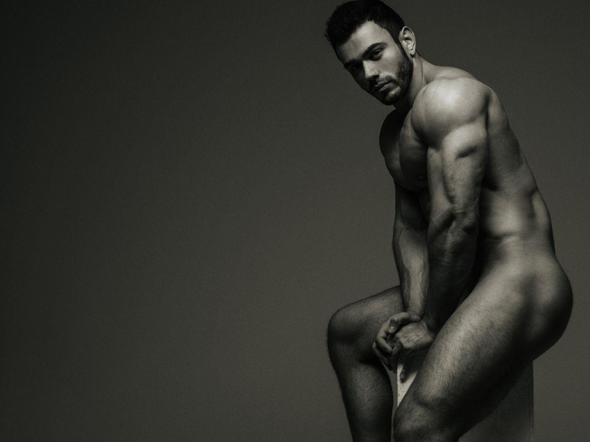 Nude male website