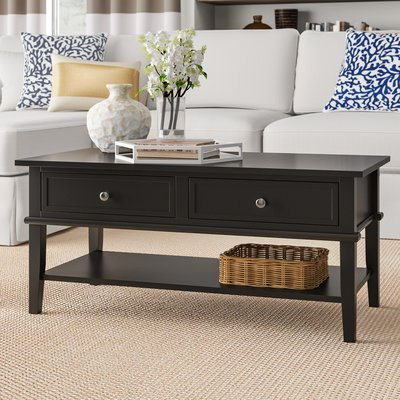 Beachcrest Home Dmitry Coffee Table With Storage Coffee Table With Storage Coffee Table Wayfair Stone Coffee Table