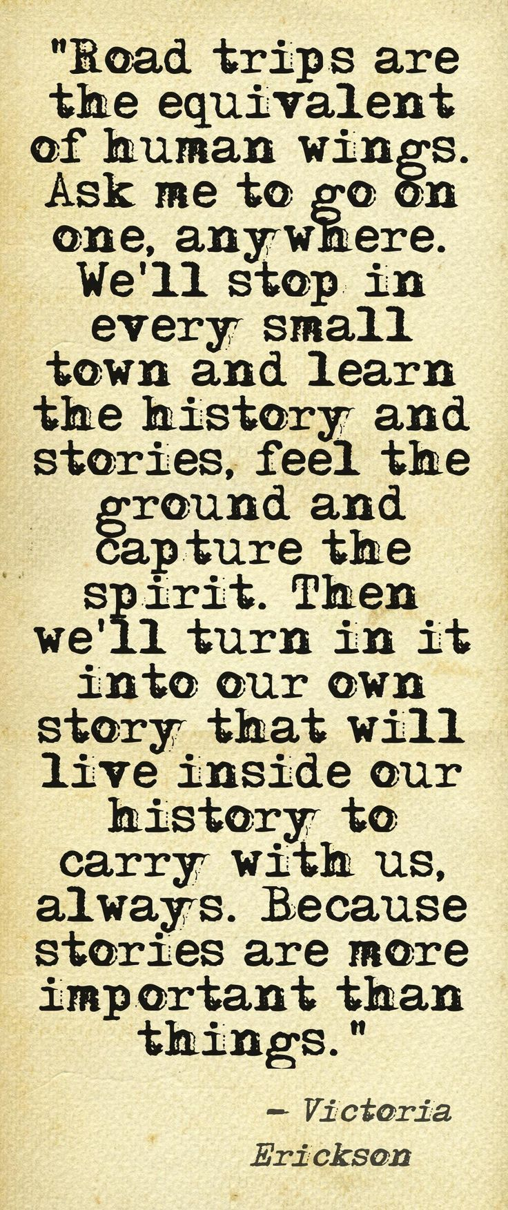 Small Town Life Quotes Travel Inspiration Quotes   On A Road Trip With Kids