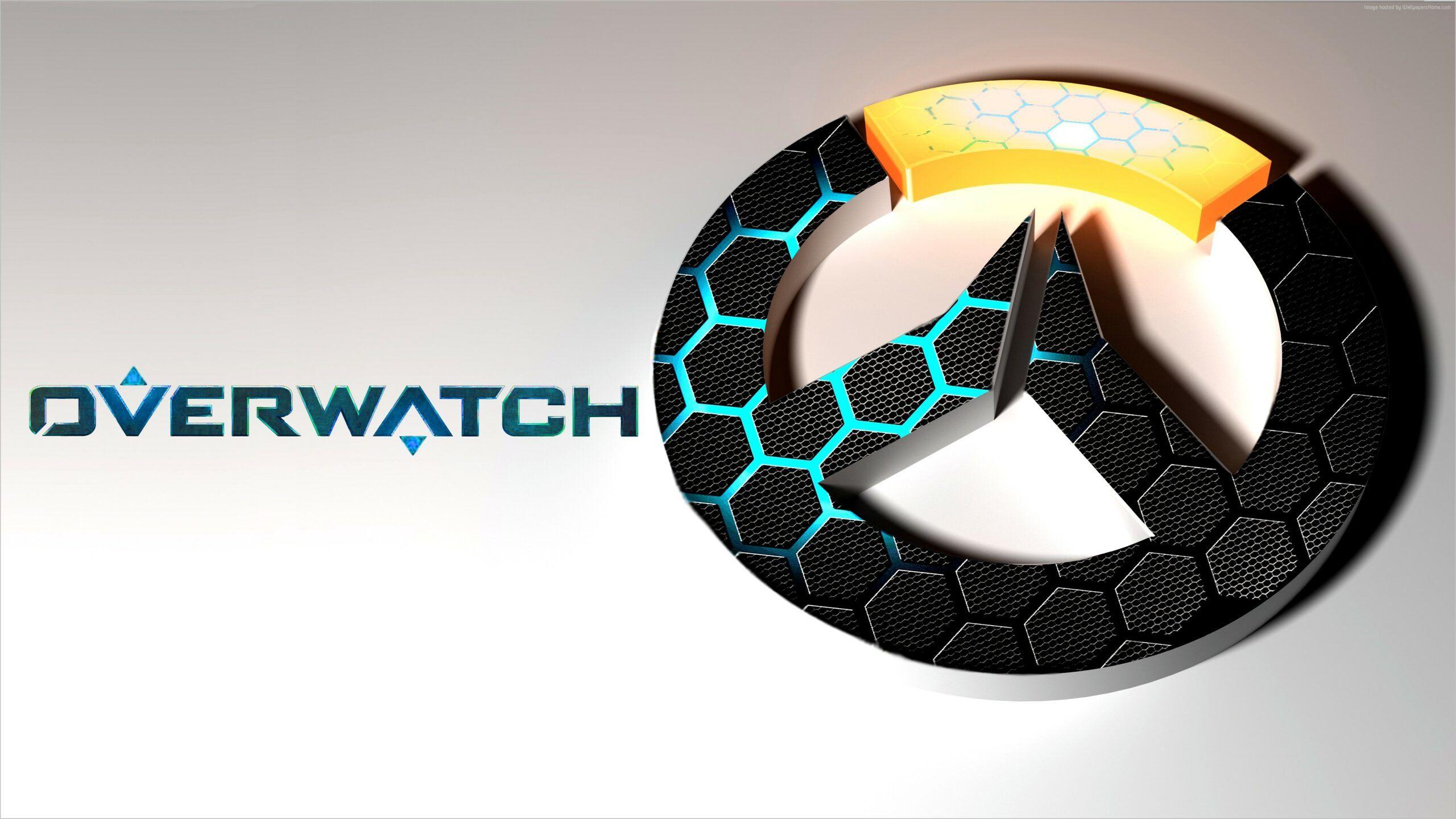 Overwatch Logo Wallpapers 4k Overwatch Overwatch Wallpapers Gaming Wallpapers