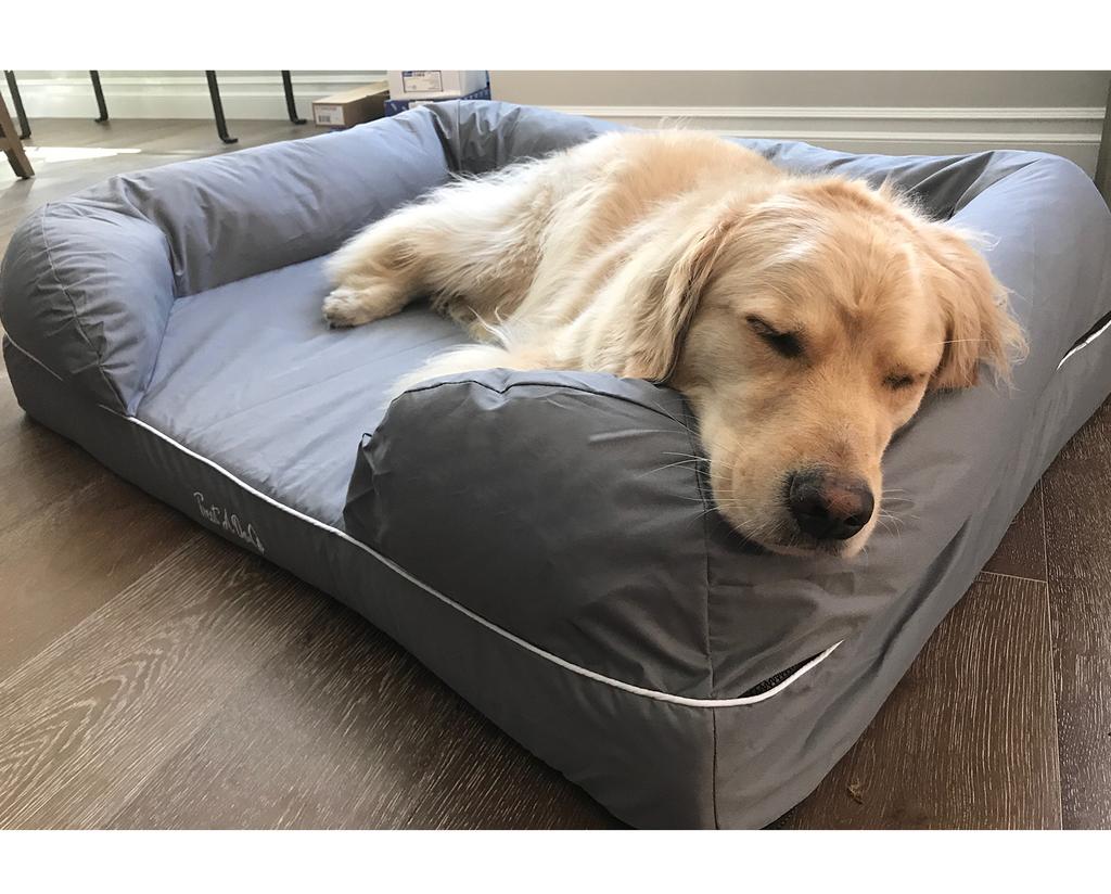 Memory Foam Dog Bed Puplounge Treat A Dog Shop Usa Orthopedic Dog Bed Dog Bed Orthopedic Dog