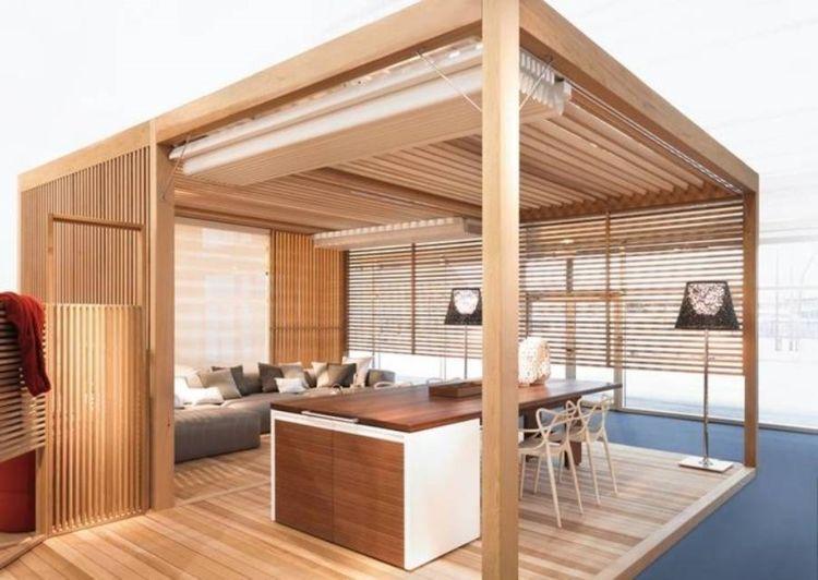 Pergola komplett aus Holz | garten & co | Pinterest | Garten and ...