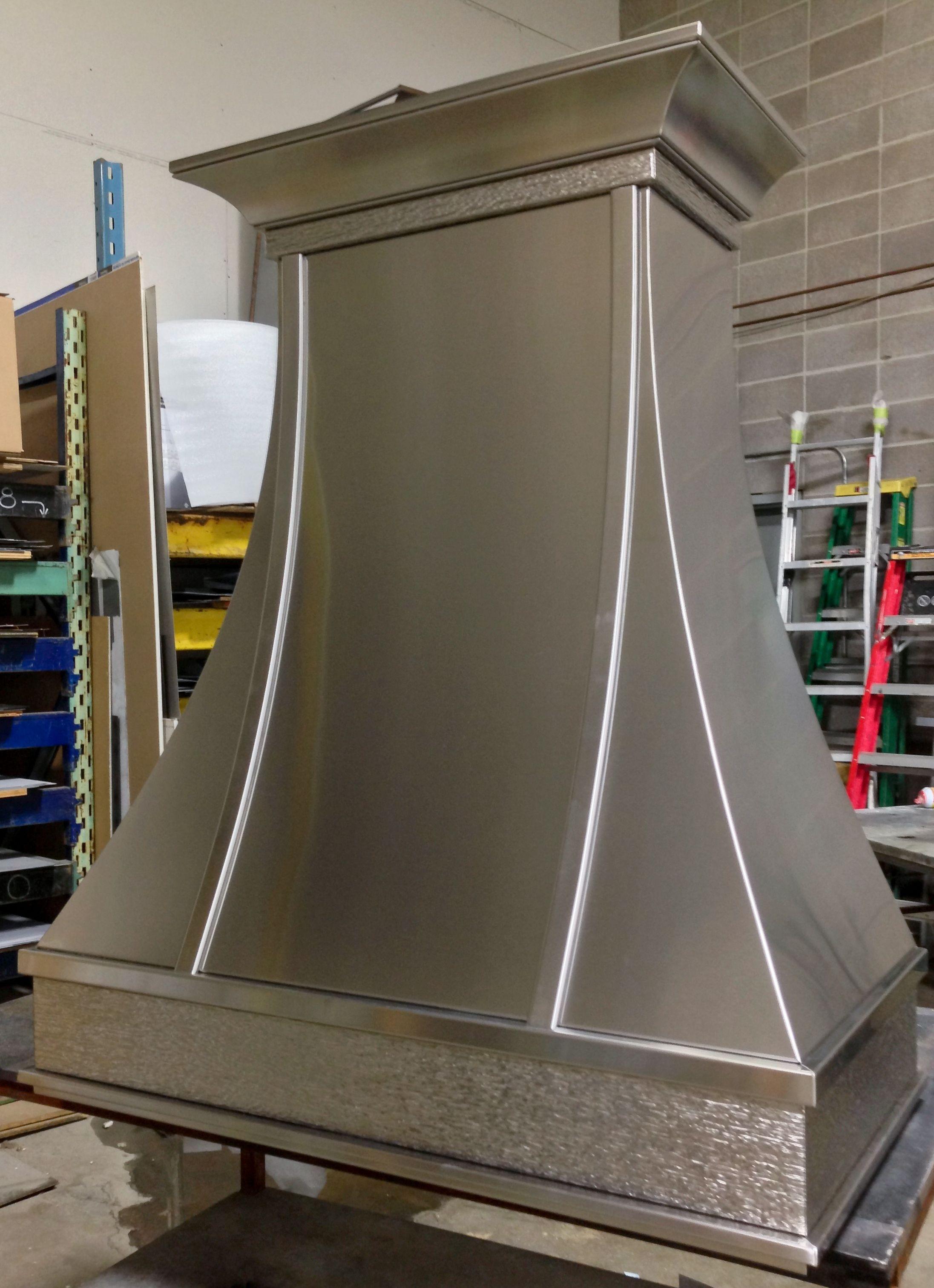 Stainless P20 Custom Stainless Steel Range Hood Hoods By Hammersmith Stainless Steel Range Hood Range Hoods Kitchen Hoods