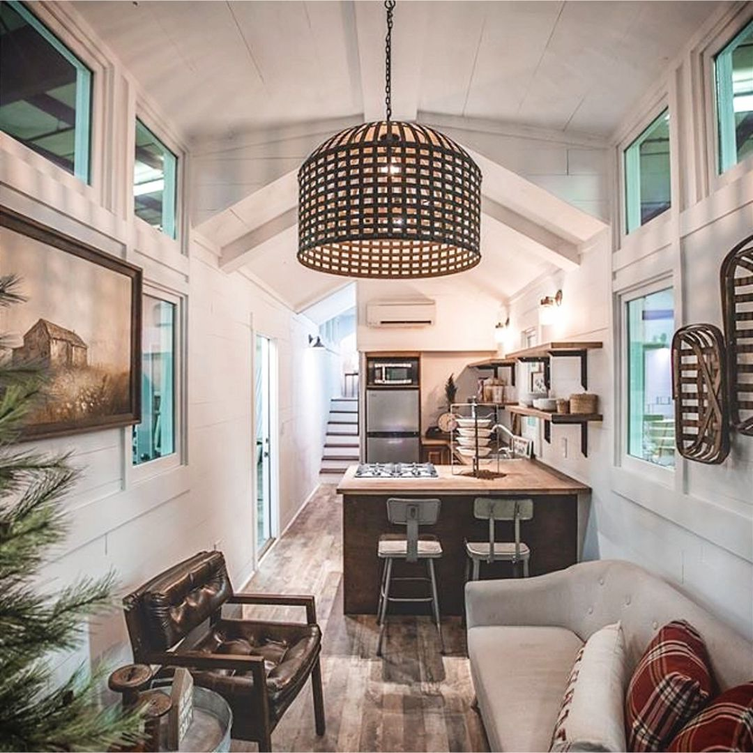 Inside tiny houses images see house interiors and exteriors floor plans more pictures of out tinyhouses also videos rh tr pinterest