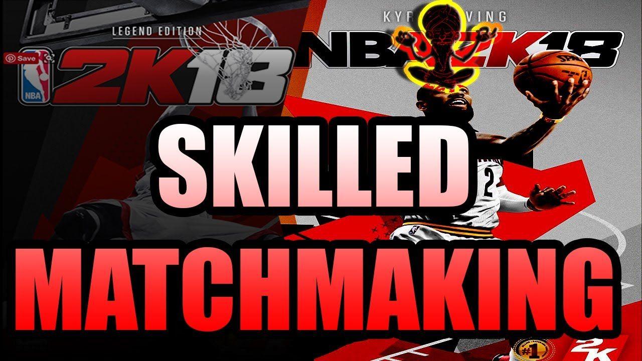 NBA 2k matchmaking