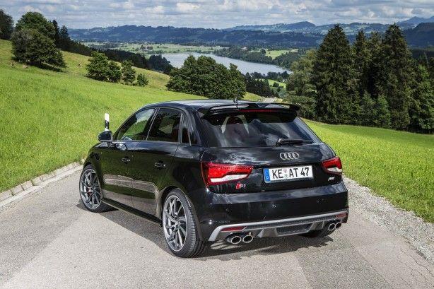 Abt Sportline Tweaks New Audi S1 To 228kw 440nm アウディa1 アウディ