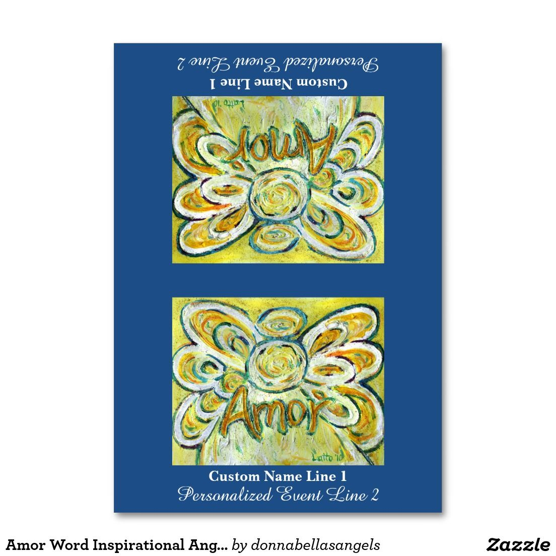 Amor Word Inspirational Angel Custom Table Tents Card  sc 1 st  Pinterest & Amor Word Inspirational Angel Custom Table Tents Card | Table ...