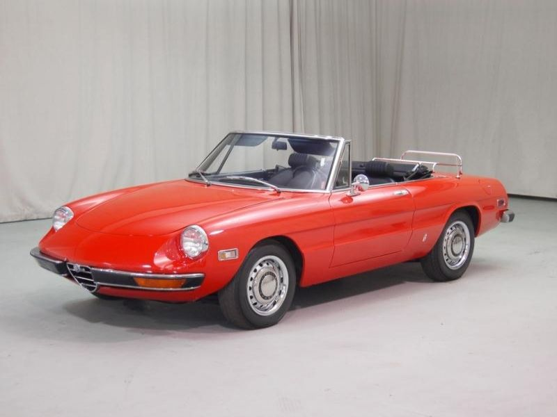 Hagerty Valuation Tool >> 1985 Alfa Romeo Spider Veloce Values Hagerty Valuation