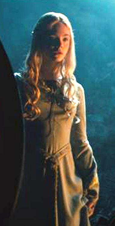 Elle Fanning Aurora Costume Elle Fanning as Prince...