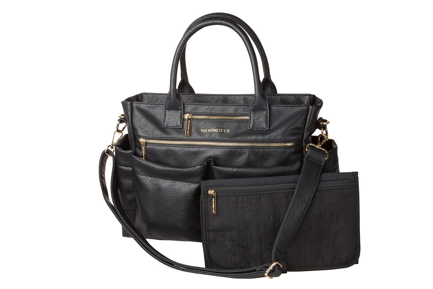 Cross Functional And Super Chic For Day To Night Versatility The Honest Company S Everything Tote Is A One Of Kind Essential