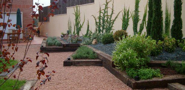 Cómo Trabajar el Diseño de Jardines? Diseños de jardines, Jardín y - diseo de jardines urbanos