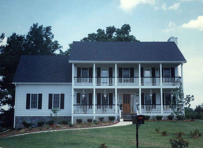 40++ Colonial farmhouse plans ideas