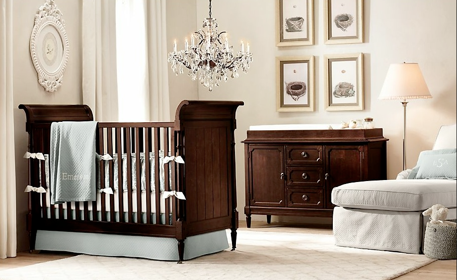 Baby Boy Chandelier Nursery Find This Pin And