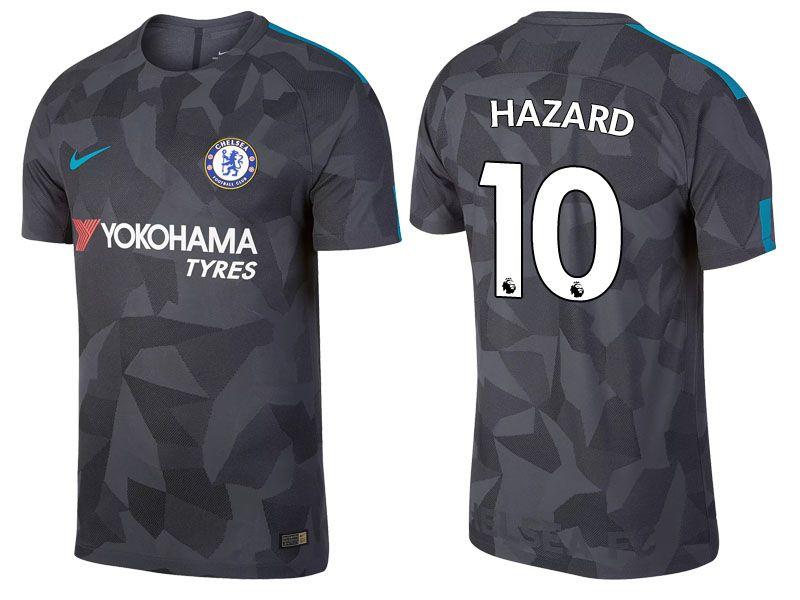 Chelsea Jersey eden hazard 17-18 Third Shirt  10cc35d04