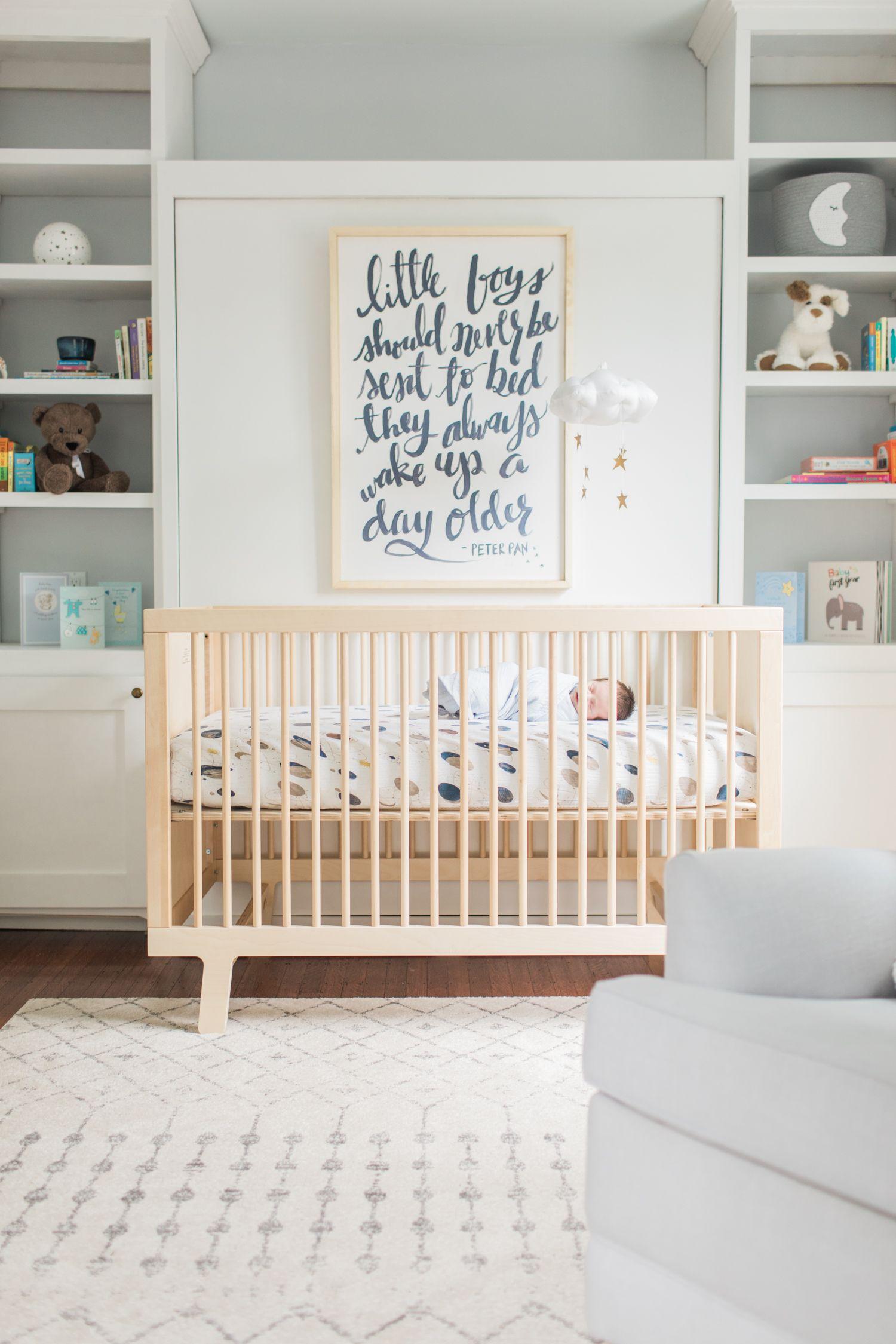 11 inspiring baby boy nursery ideas boy nursery bedroom rh pinterest com