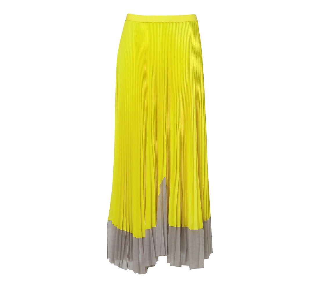 a64b953cc155b Tulle Trim Pleated Skirt | Witchery Pleated Skirt, Dress Skirt, Tj Maxx,  Passion