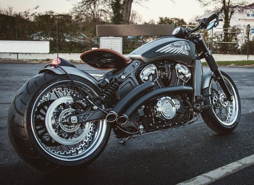 13 Mil Me Gusta 136 Comentarios Indian Motorcycle Indianmotorcycle En Instagram Thank The Tank Ma Voitures Et Motos Choppers Personnalises Motos Retro [ 788 x 1080 Pixel ]