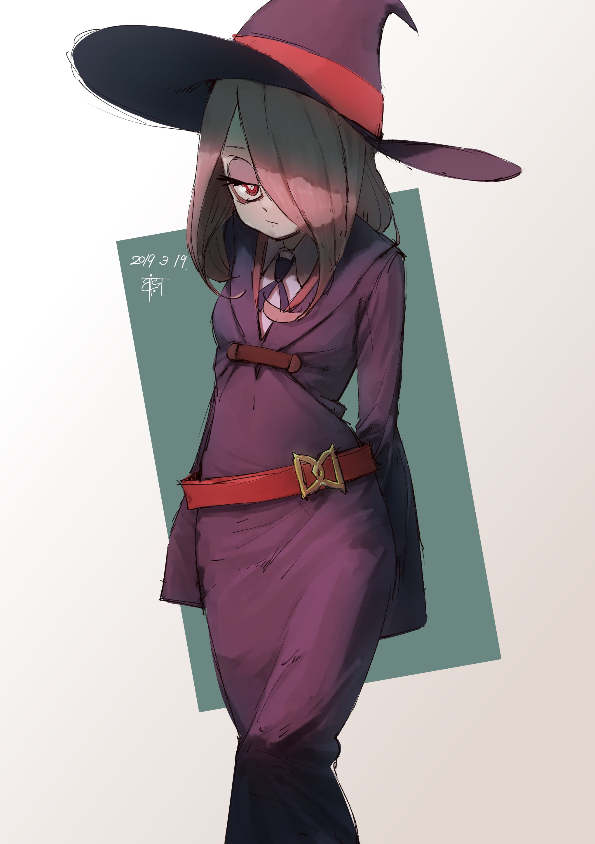 Pin en LWA, Little Witch Academia