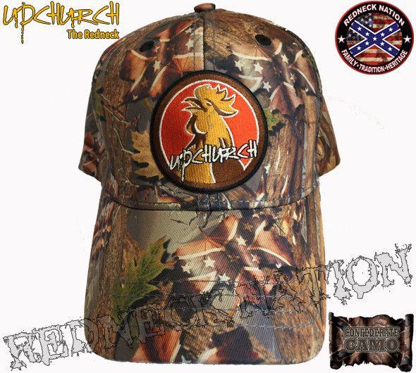 68f3f68c771 Upchurch Rooster Logo Confederate Camo© RHECH-8 – Redneck Nation ...