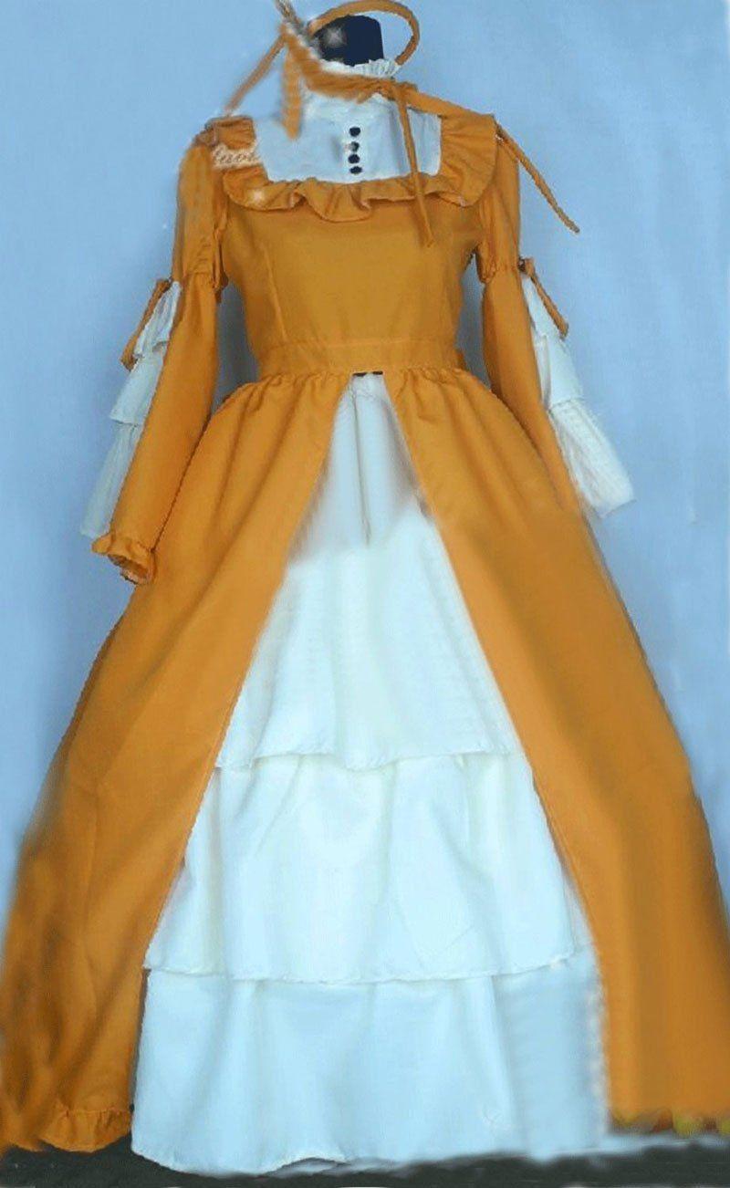 FOCUS-COSTUME Black Butler Elizabeth Dress Cosplay Costume -- You can find more details by visiting the image link.