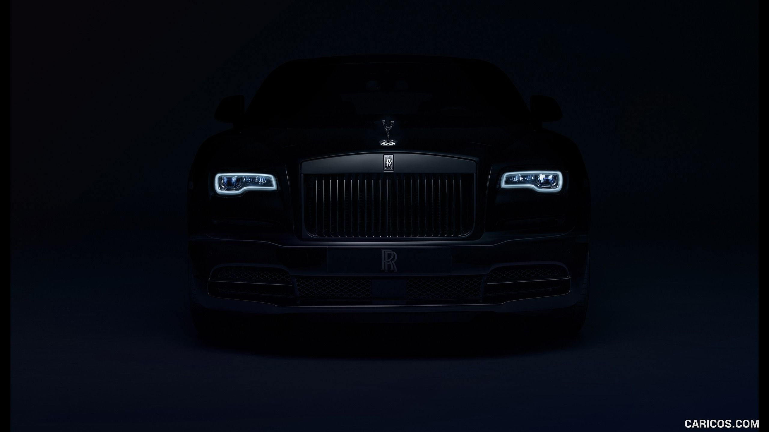 2016 Rolls Royce Wraith And Ghost Black Badge Wallpaper Things To