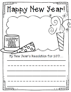 The 2 Teaching Divas: Happy New Year! Updated for 2017