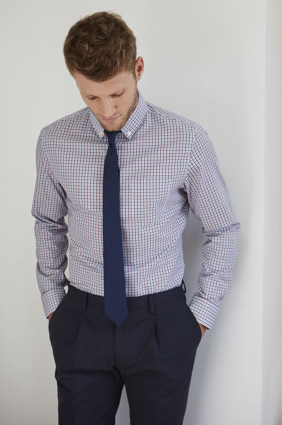 A Range Of Shirts That Fit Perfectly Is A Must Have We Love This