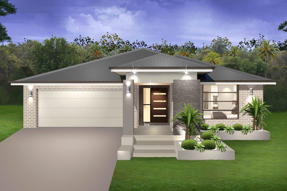 Beautiful Single Story Houses: Modern 1 Story House Plans Beautiful Facades Homes Single