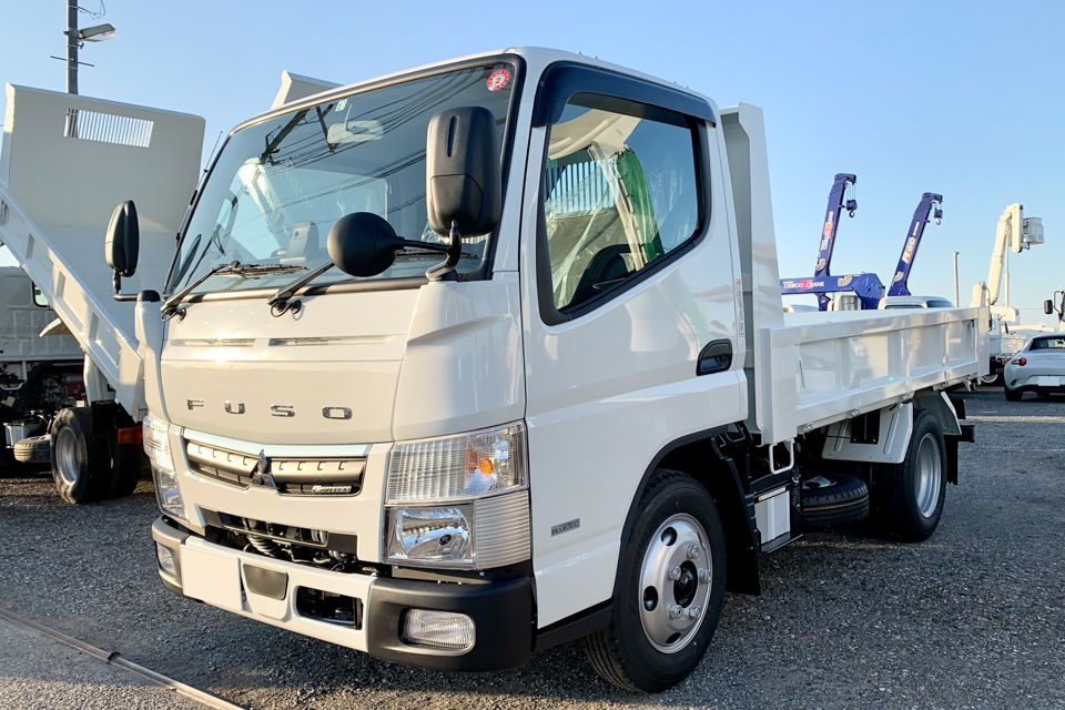 2020 Mitsubishi Fuso Canter 3 Ton Tipper Truck 2pg Fba60 Trucks Used Trucks For Sale Mitsubishi