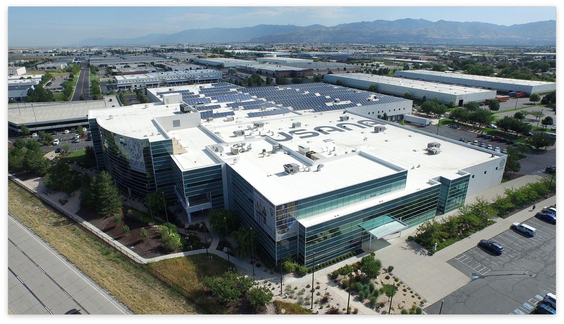 USANA Headquarters in Salt Lake City, Utah Usana, Usana